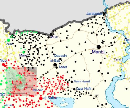 De toekomst van Syrië, Irak en Turkije