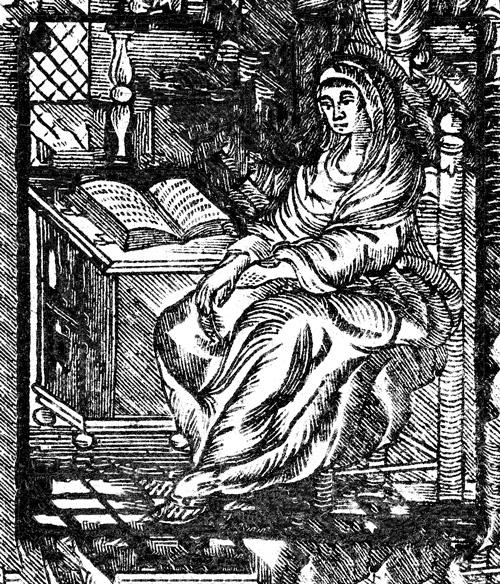 vrouw-met-bijbel